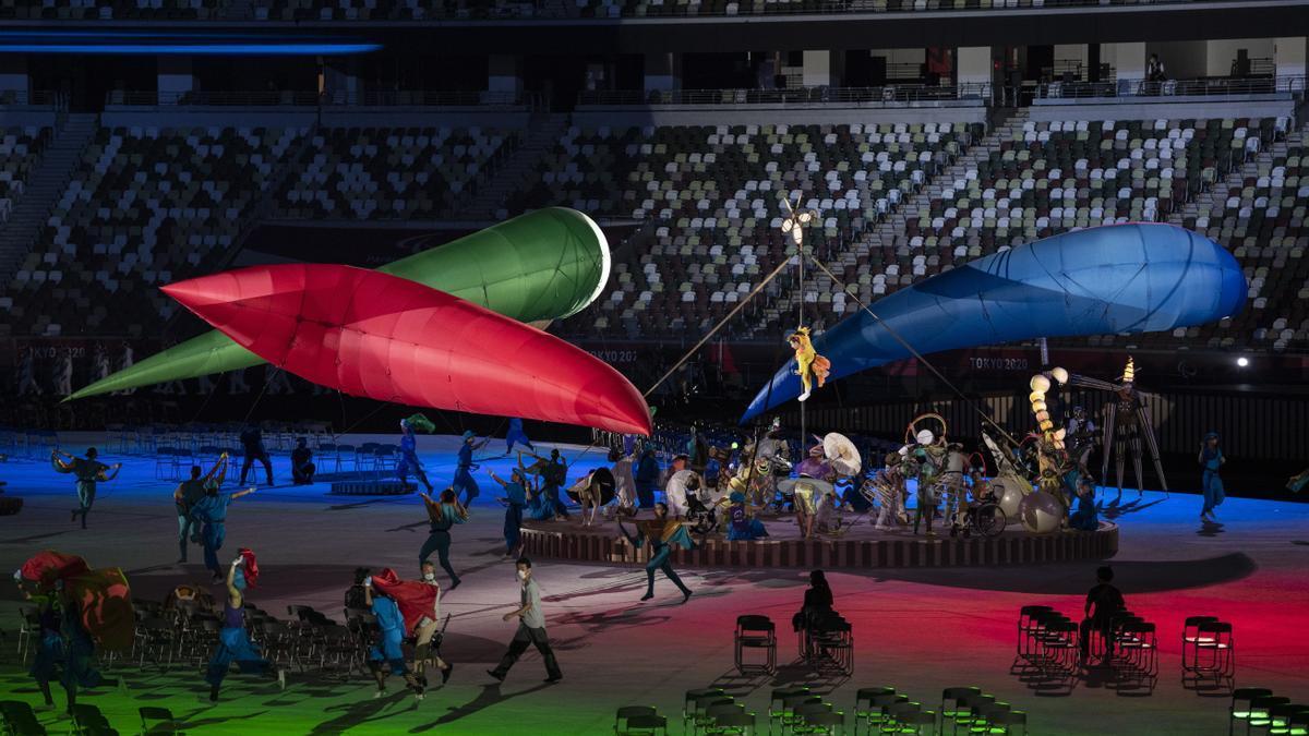 Tokio dedica un adiós agridulce a los Juegos Olímpicos.