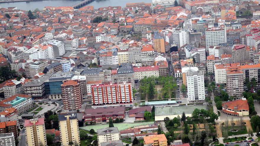 ¿Cuántos activos posee la Sareb en la ciudad?