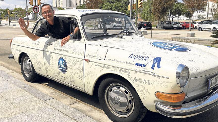 Die Abschiedstour des VW 1.600 L auf Mallorca