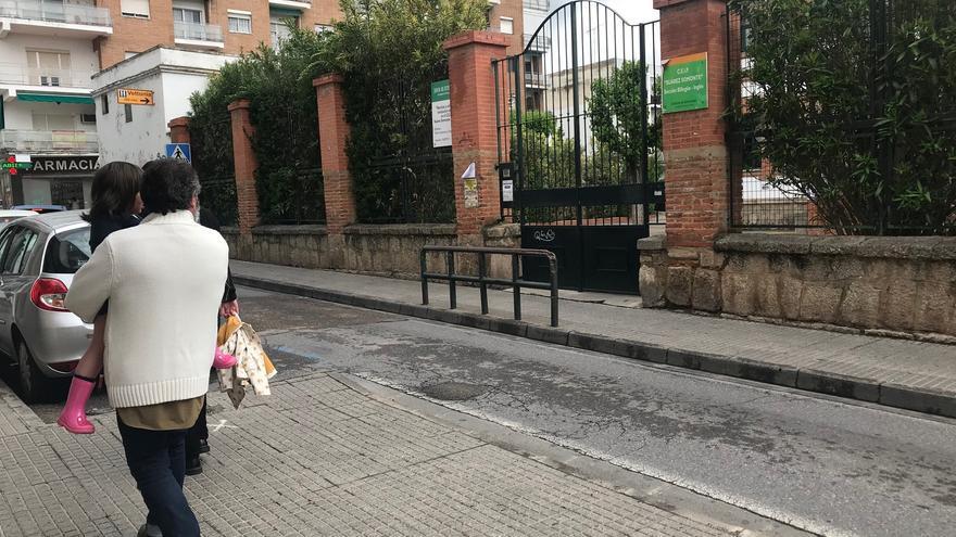 La policía volverá a cortar calles en los entornos de los colegios