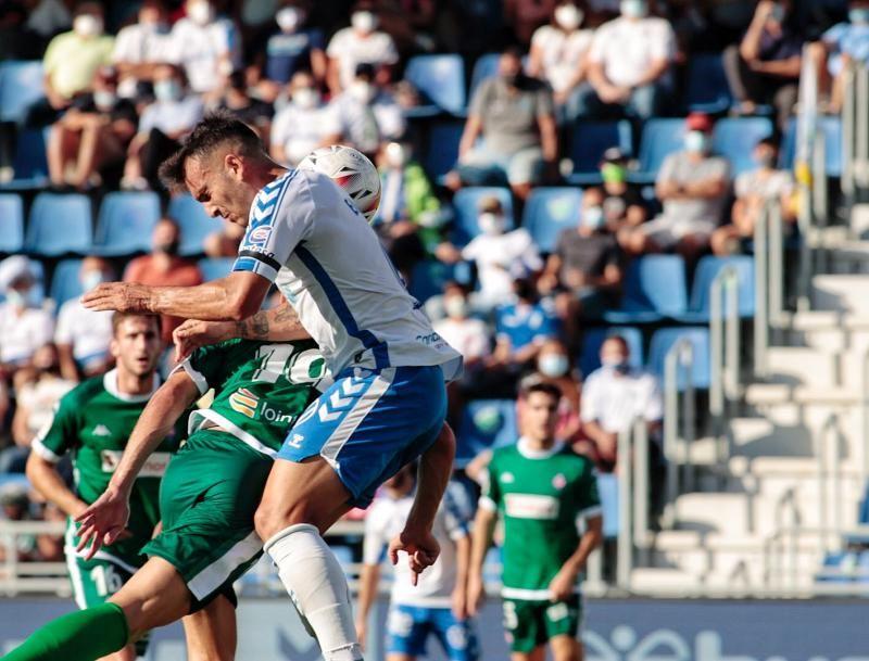 Partido de fútbol: CD Tenerife - Amorebieta