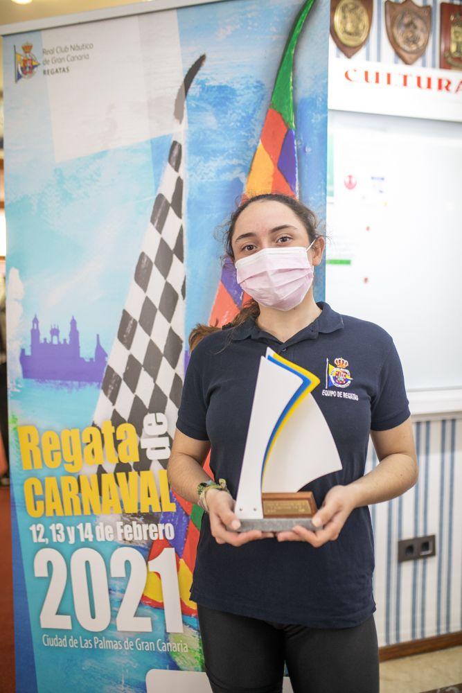 VII Regata de Carnaval del Real Club Náutico de Gran Canaria