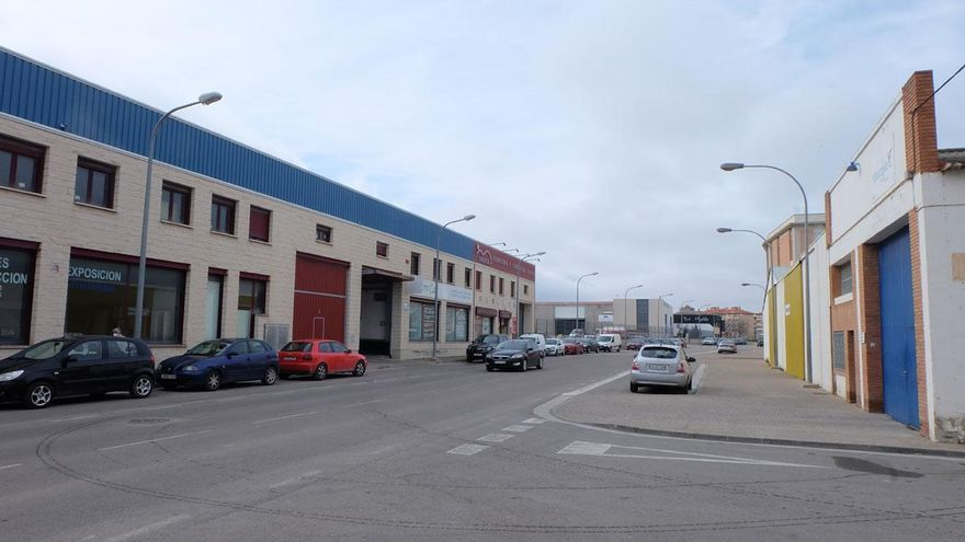 Tarazona, un enclave industrial entre cuatro comunidades