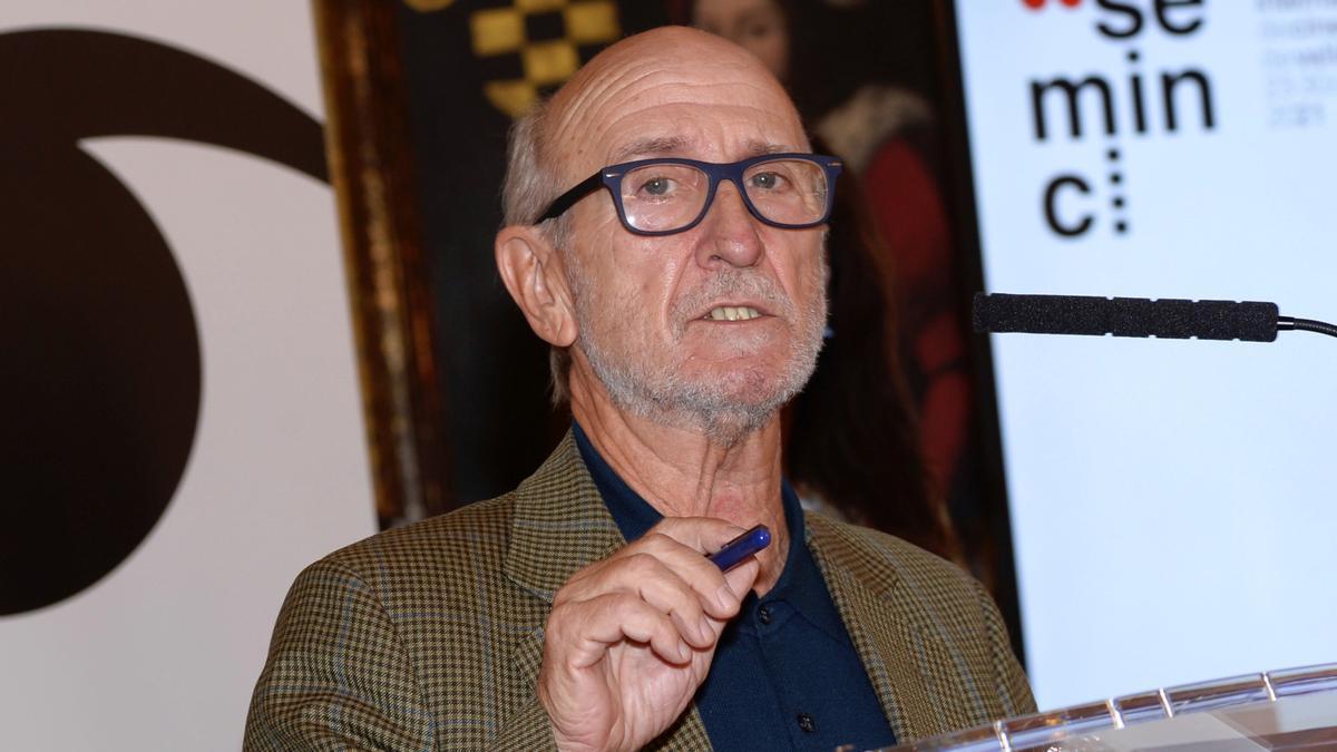 Javier Angulo, director de la Seminci.