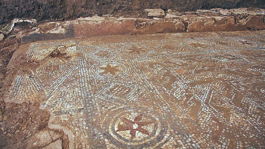 La villa romana de Las Regueras encauza su ingreso entre los bienes más protegidos