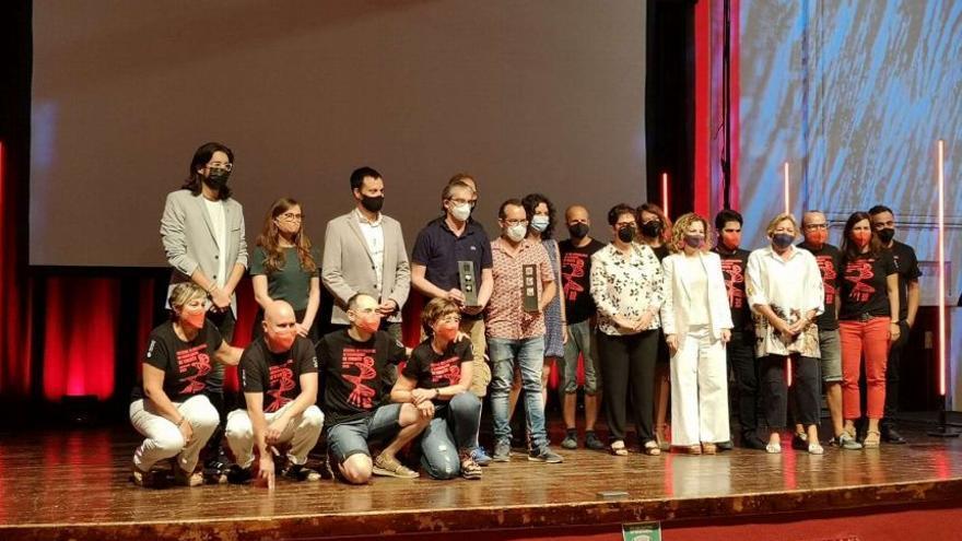 Vinaròs premia los cortos 'La Banyera' y 'Stanbrook'