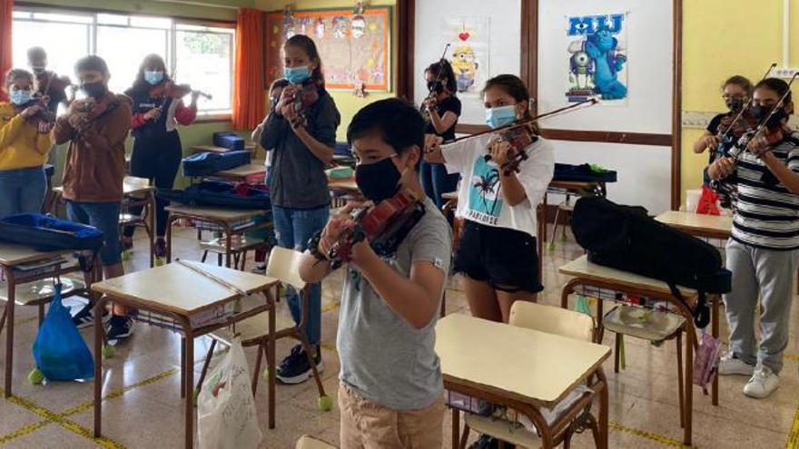 El Consistorio apuesta por el proyecto de 'Barrios Orquestados'