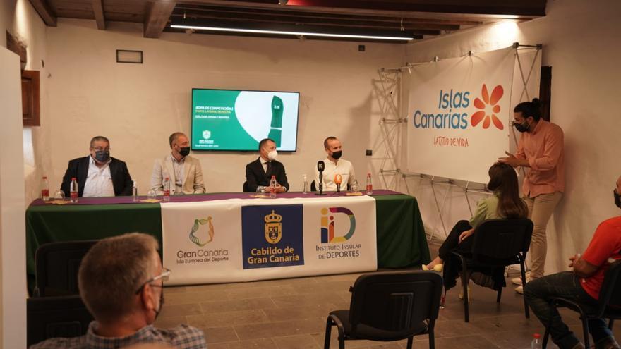 El Balonmano Gáldar Gran Canaria presenta el proyecto 21-22