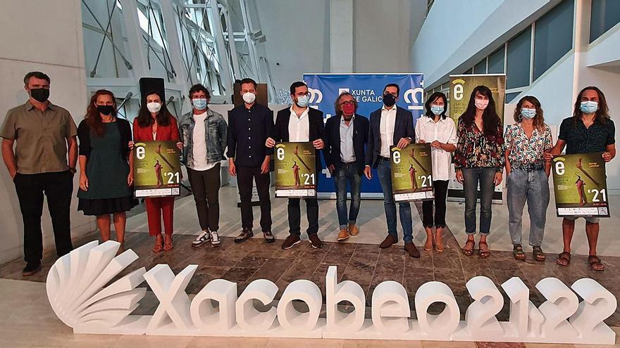 """Vegalsa-Eroski apoya el proyecto artístico """"Camiño Escena Norte"""""""