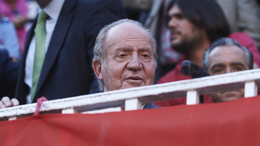 El rey Juan Carlos, pendiente de la investigación de la Agencia Tributaria