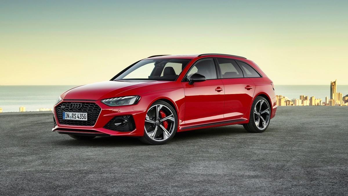 Probamos el Audi RS 4 Avant, el familiar más radical