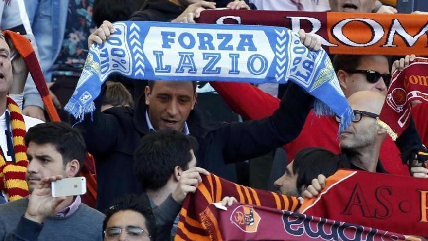 Asesinado en Roma 'Diabolik', un jefe de los ultras del Lazio