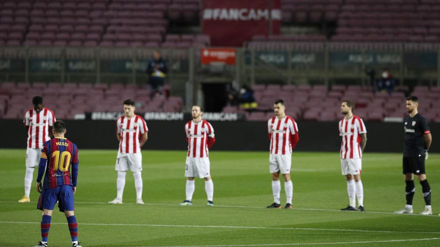 El Barcelona se venga de la Supercopa ante el Athletic