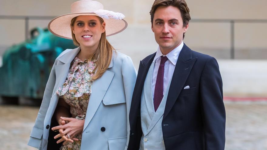 La princesa Beatriz, nieta de Isabel II, espera su primer bebé para el otoño