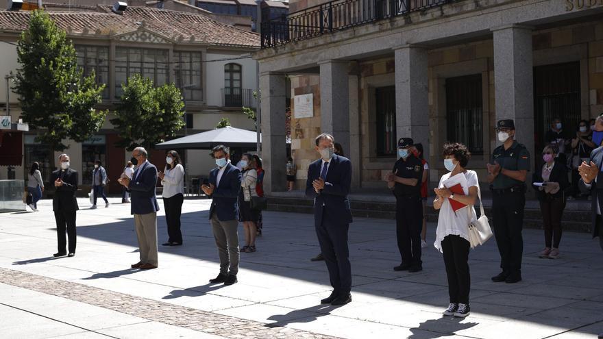 """El obispo: """"la Iglesia de Zamora estará ahí para que la lacra de la violencia de género acabe"""""""