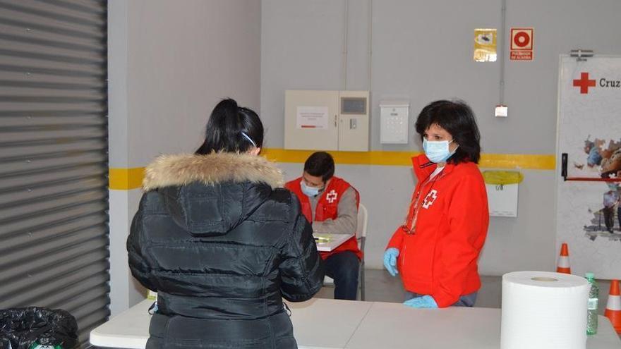 Cruz Roja presta ayuda a más de 500 mujeres en dificultad en Córdoba