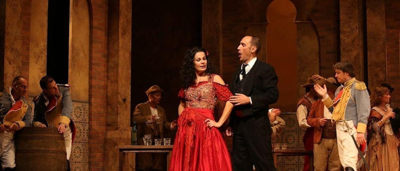 La ópera Carmen llegará en noviembre