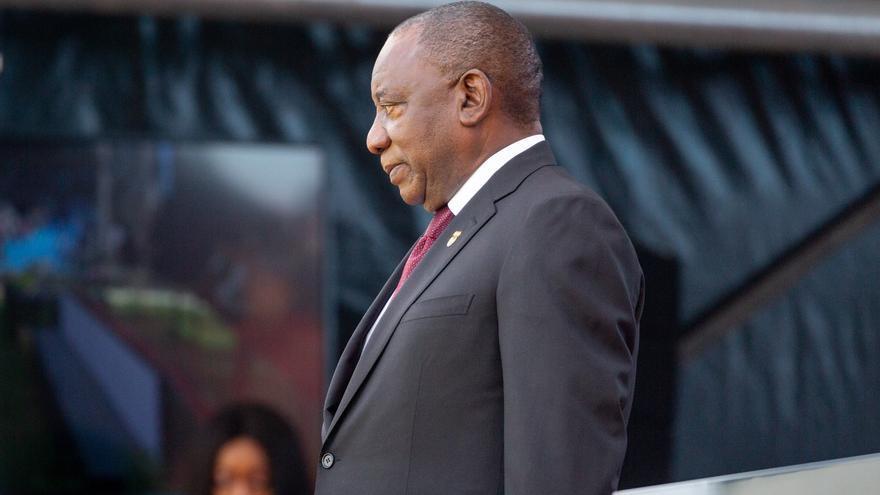 """El presidente de Sudáfrica dice que """"el intento de insurrección ha fracasado"""""""