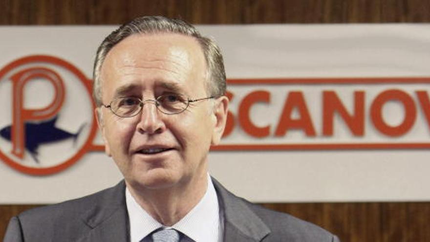 Fianza de 179 millones para el ex presidente de Pescanova