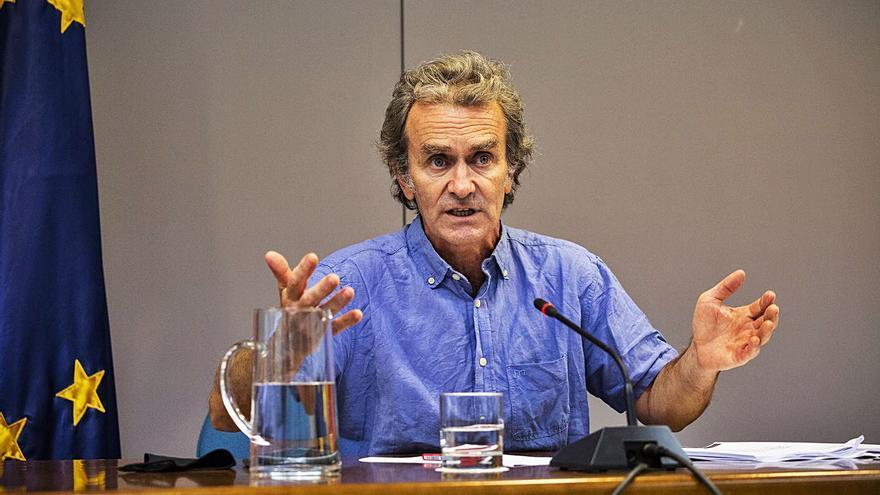 Fernando Simón: «Es posible que alguno fallezca»