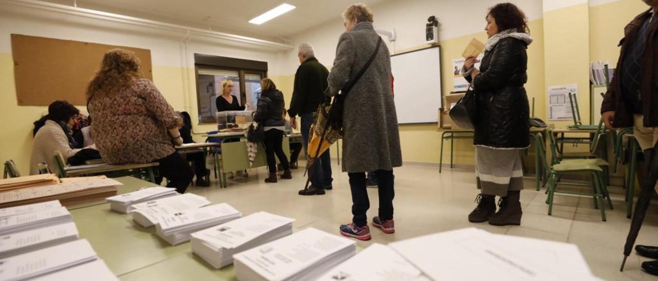 Elecciones generales en Asturias: Consulta la participación, municipio a municipio