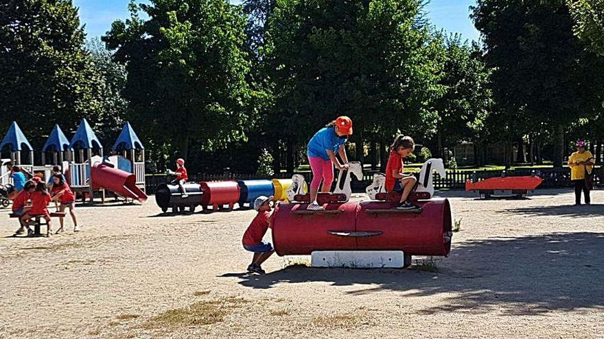 Campamentos de verán na comarca para axudar a conciliar