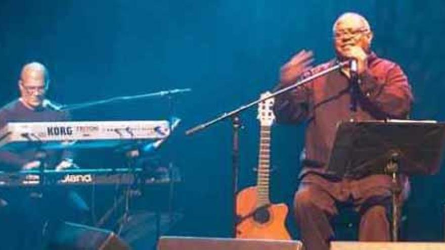 Milanés regresa a Gran Canaria con 'Canciones para siempre'