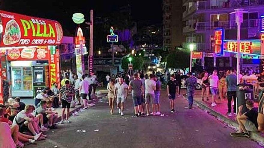 Alerta tras el incremento de positivos de alumnos que viajaron a Mallorca tras la EBAU