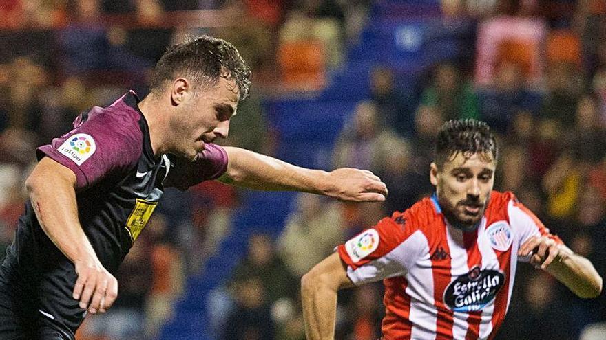 """Así ve Canella al Sporting desde Lugo: """"Es un claro candidato al ascenso"""""""