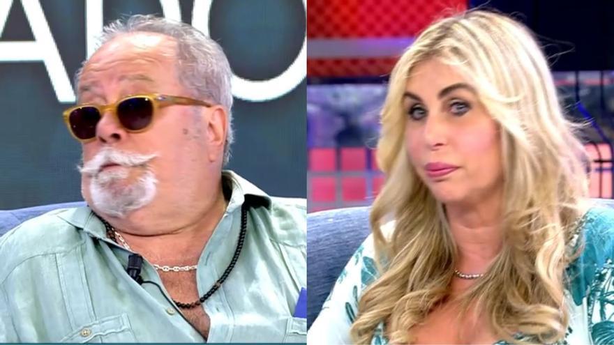 """Cruce de acusaciones entre Malena Gracia y Arévalo: """"Eres un machista"""""""