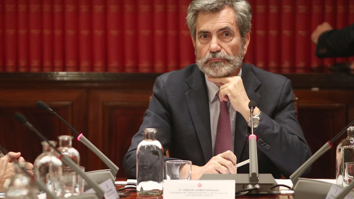 Carlos Lesmes.