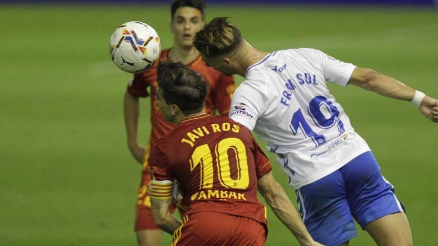 Tercera victoria del CD Tenerife ante un Zaragoza frustrado