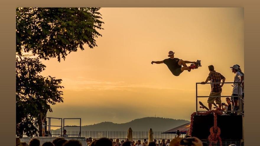 El deporte urbano, rendido a O Marisquiño