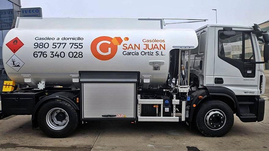 Gasóleos San Juan: el mejor trato del combustible y del cliente