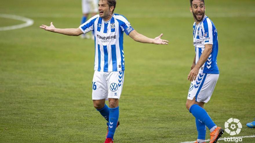 El Tenerife puntúa, pero se queda corto en Miranda (0-0)