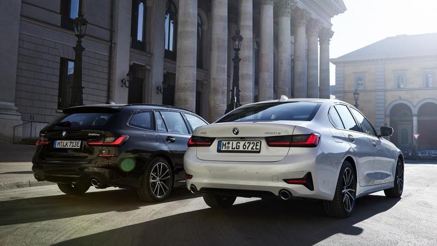 BMW lanzará este verano el nuevo 330e xDrive Touring híbrido enchufable
