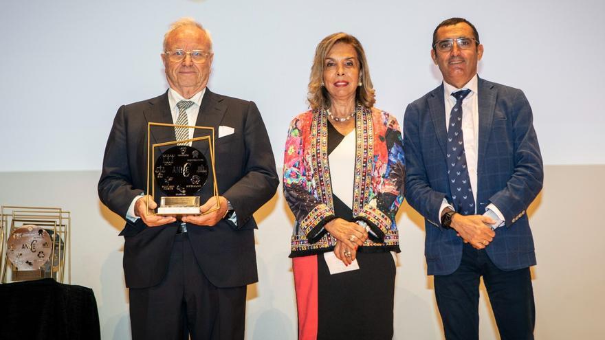 El crecimiento de Prolongo, premiado en Madrid en la Asamblea anual de ANICE
