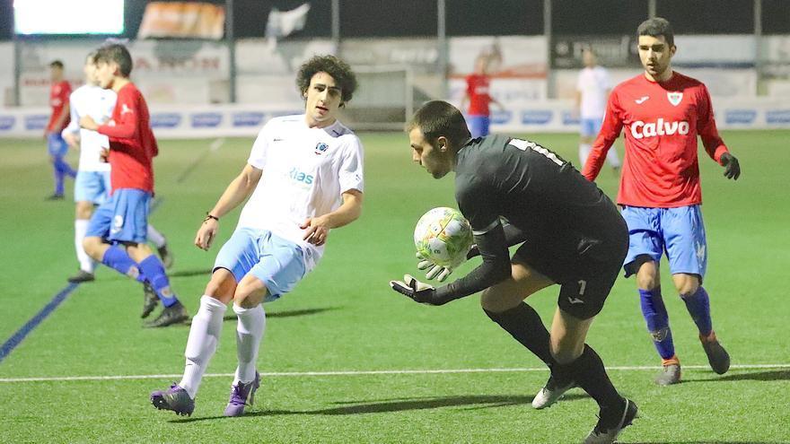 El lalinense Iker Hurtado ficha por el Ourense CF