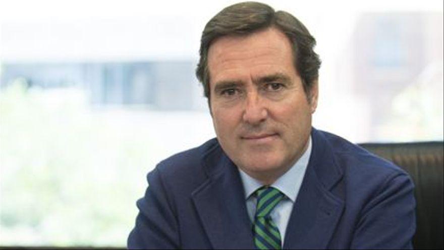 Garamendi fuerza a Jorge Marichal a abandonar la ejecutiva de la CEOE