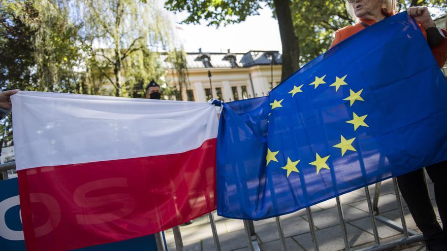 Polonia desafía a la UE