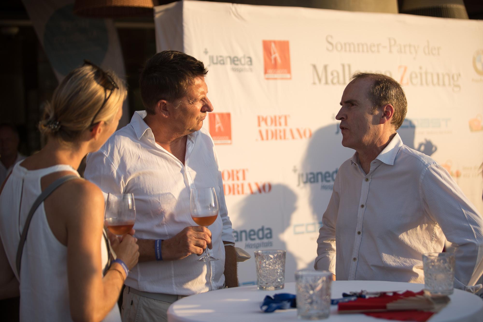 So schön war das Sommerfest der Mallorca Zeitung 2021 in Port Adriano