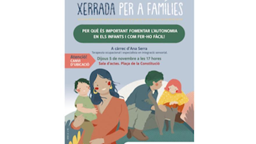 Charlas para familias
