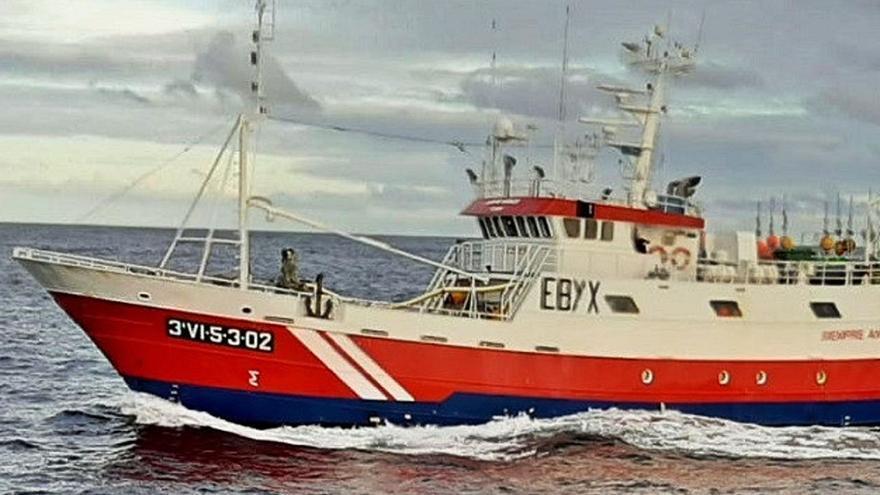 El covid acaba con la vida de un marinero avilesino enrolado en un pesquero gallego