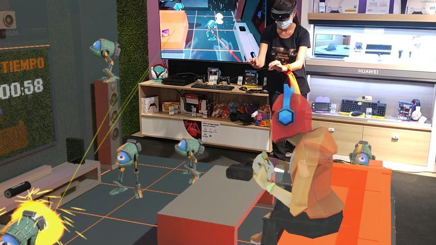 Mediapro y Orange muestran en València las mejoras del 5G para la experiencia gaming