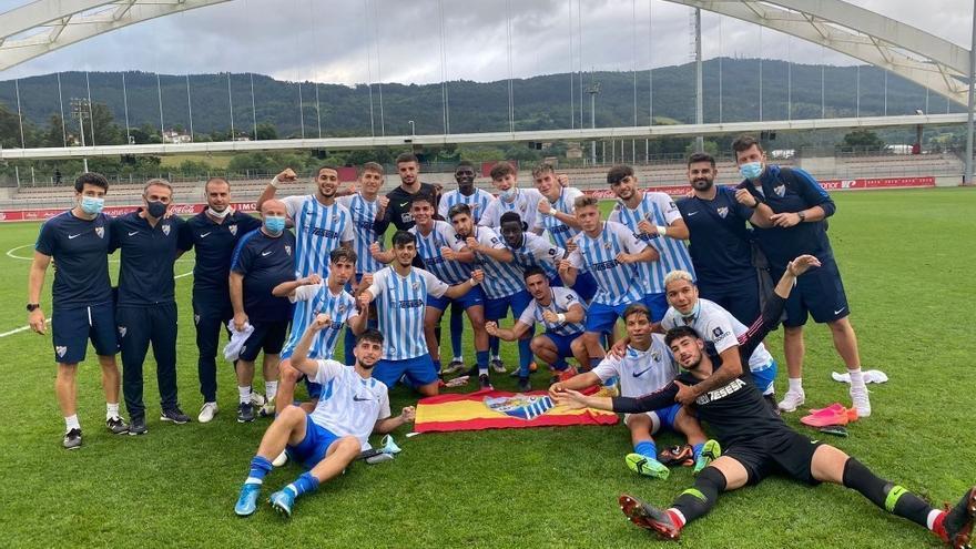 El juvenil se mete en la Final Four de la Copa de Campeones