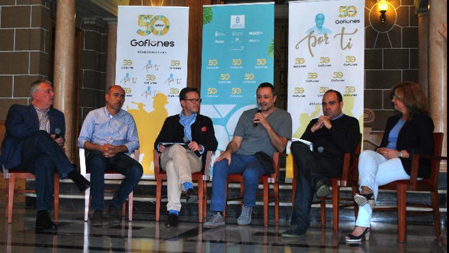 Los Gofiones lleva al Galdós la antología '50 años por tí' en cuatro conciertos