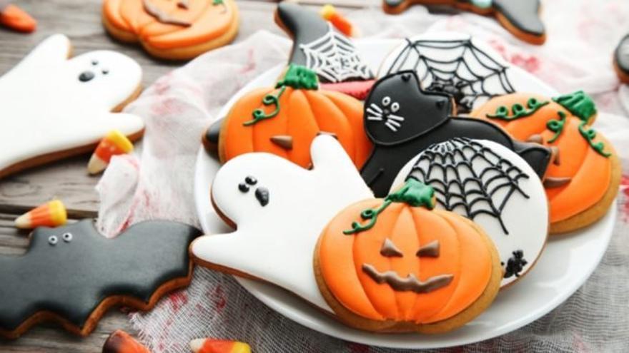 Ideas para hacer las galletas de Halloween más sabrosas y terroríficas