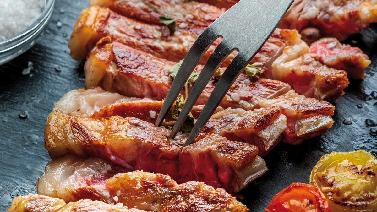 Carne roja El Cuco