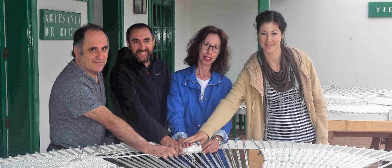 El Monumento al Campesino tendrá un mercado con artesanías de Lanzarote