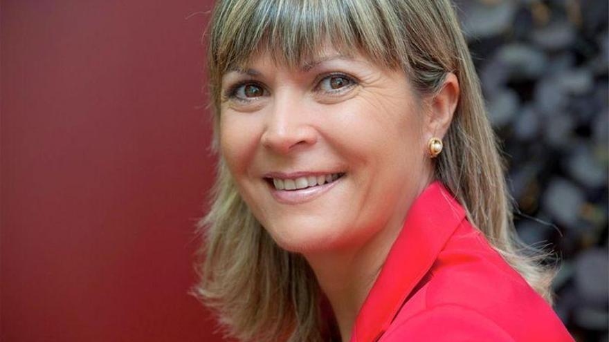 Susana Ros, secretaria ejecutiva del PSOE para la violencia de género